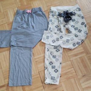 Girl's pyjama pants